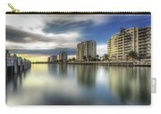 Port Melbourne Dreaming Carry-all Pouch