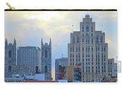 Port Of Montreal Skyline Carry-all Pouch