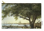 Port Of Philadelphia, 1800 Carry-all Pouch by Granger