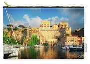 Port Of Sorrento, Southern Italy Carry-all Pouch