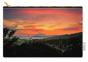 Port Of Spain Sunset Carry-all Pouch