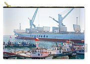 Port Of Valpaparaiso-chile Carry-all Pouch