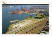 Port Of Vancouver Bc Carry-all Pouch