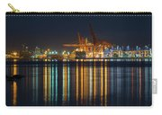 Port Of Vancouver In British Columbia Canada Carry-all Pouch