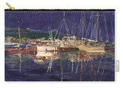 Marina Evening Reflections Carry-all Pouch