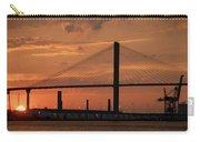 Port Savannah Sunset Carry-all Pouch