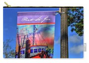 Port St. Joe Banner Carry-all Pouch