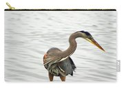 Port Townsend Blue Heron Series Carry-all Pouch