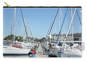 Port With Yacht  Carry-all Pouch