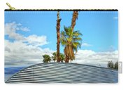 Portholes Palm Springs Carry-all Pouch