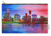 Portland City Lights #106 Carry-all Pouch