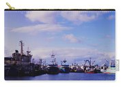 Portland Harbor Panaramic Carry-all Pouch