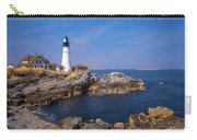 Portland Head Infrared Light Carry-all Pouch by Brian Hale