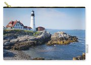 Portland Head Lighthouse Portland Me Carry-all Pouch