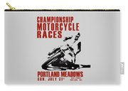 Portland Meadows Carry-all Pouch