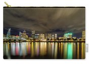 Portland Nightscape Carry-all Pouch