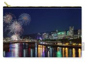 Portland Rose Festival 2017 Fireworks Carry-all Pouch