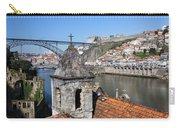 Porto And Gaia Cityscape In Portugal Carry-all Pouch