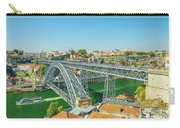 Porto Bridge Skyline Carry-all Pouch