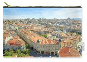 Porto Historic Center Aerial Carry-all Pouch