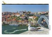Porto Skyline Seagull Carry-all Pouch