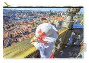 Porto Skyline Woman Carry-all Pouch