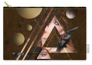 Portrait Abstract3 Carry-all Pouch
