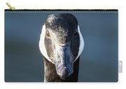 Portrait Of A Canada Goose Carry-all Pouch