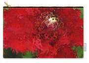 Portrait Of A Flower Carry-all Pouch