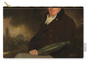 Portrait Of A Gentleman Beechey, William Carry-all Pouch