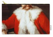 Portrait Of A Gentleman In Oriental Costume Carry-all Pouch
