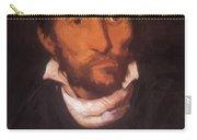 Portrait Of A Kleptomaniac 1822 Carry-all Pouch