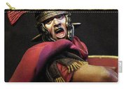Portrait Of A Roman Legionary - 11 Carry-all Pouch