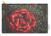 Portrait Of A Rose 6 Carry-all Pouch