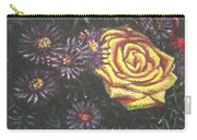 Portrait Of A Rose 7 Carry-all Pouch
