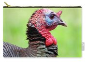 Portrait Of A Tom Turkey Carry-all Pouch