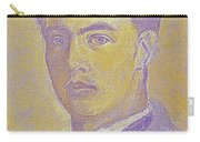 Portrait Of A Young Artist 2 Carry-all Pouch