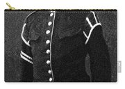 Portrait Of A Young  Wwi Soldier Series 13 Carry-all Pouch