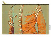 Portrait Of A Young  Wwi Soldier Series 14 Carry-all Pouch
