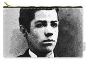 Portrait Of A Youth 38 By Adam Asar -  Asar Studios Carry-all Pouch