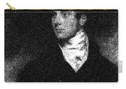 Portrait Of A Youth 42 By Adam Asar -  Asar Studios Carry-all Pouch