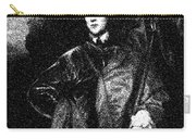 Portrait Of A Youth 43 By Adam Asar -  Asar Studios Carry-all Pouch