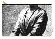Portrait Of A Youth 44 By Adam Asar -  Asar Studios Carry-all Pouch