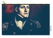 Portrait Of A Youth 46 By Adam Asar -  Asar Studios Carry-all Pouch
