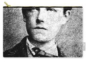 Portrait Of A Youth From History Series. No 4 Carry-all Pouch