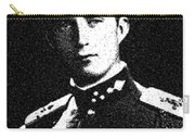 Portrait Of A Youth From History Series. No 5 Carry-all Pouch