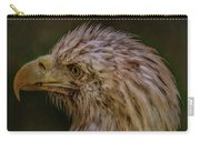 Portrait Of An Eagle Carry-all Pouch