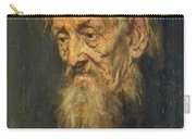 Portrait Of An Old Man 1913 Carry-all Pouch
