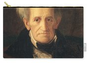 Portrait Of Andrew Jackson Carry-all Pouch
