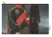 Portrait Of Arkady Alexandrovich Suvorov Carry-all Pouch